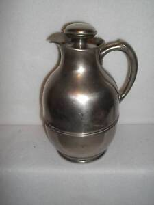 ANTIQUE-UNIVERSAL-LANDERS-FRARY-CLARK-PITCHER-EWER-1910