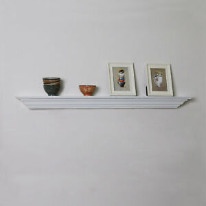 welland 48 corona crown molding wall floating shelves. Black Bedroom Furniture Sets. Home Design Ideas