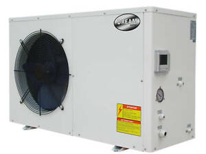 NEW HOME AIR SOURCE AIR TO WATER HEAT PUMP HEATER 8KW RRP £1499