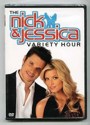 Nick And Jessica Variety Hour (dvd) Jessica Simpson, Image Dvd Brand