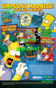 Simpsons game krusty coupons