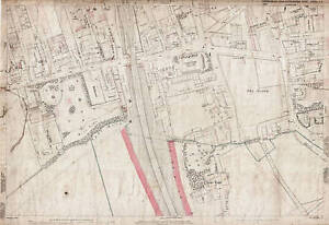 The-Green-1890-Cleckheaton-map-232-9-3
