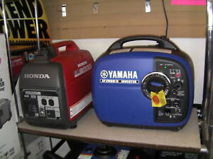 Brand new yamaha ef2000 2000 watt generator super quiet for Yamaha generator 2000