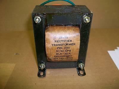 Thordarson Rectifier Transformer 23v01