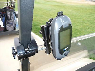 Golf Cart Mount 4 Sonocaddie Stop Using The Cup Holder