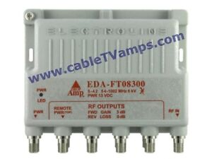 ELECTROLINE-EDA-FT08300-ACTIVE-RETURN-CABLE-AMPLIFIER