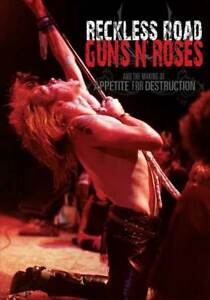 Guns-N-Roses-Axl-Rose-cover-Reckless-Road-book-signed-1985-1986-900-photos-rare