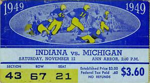 Michigan-Indiana-Ticket-1949