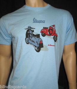 VESPA-SS90-SCOOTER-T-Shirt-3-colours-5-sizes-SuperSprint-90-Mods-Quadrophenia