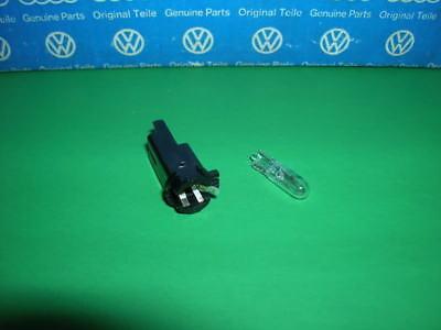 Vw Rabbit Scirocco Hazard Switch Light Socket +bulb