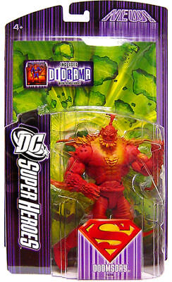 DC Super Heroes Mattel Figure Doomsday (Red Version) on Rummage