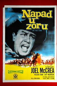 First Texan Western Joel Mccrea 1956 Byron Haskin Felicia