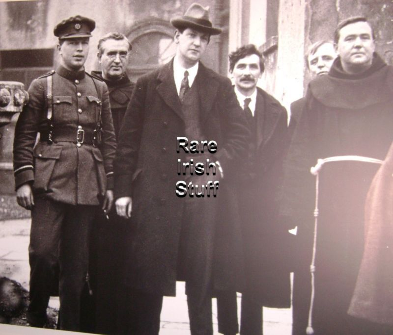 The Big Fella - Michael Collins Irish War of Independence 1922 Irish Photo