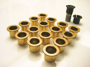 2003-2008-SkiDoo-Rev-Front-A-Arm-Brass-Bushing-Kit