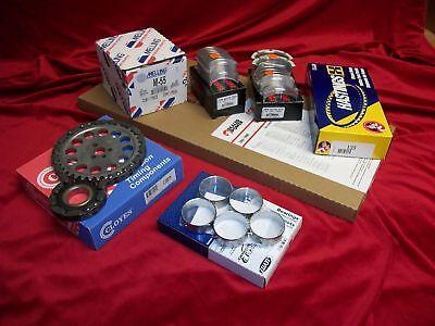 Dodge Truck 318 5.2 Engine Kit 1997 98 99 2000 01 02 03 Rings Bearings Op Gasket