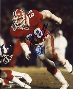 R-C-THIELEMANN-ATLANTA-FALCONS-SIGNED-8X10-PHOTO-W-COA