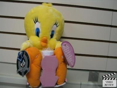 Talking Tweety Sitting Ready To Blow Bubbles Applause