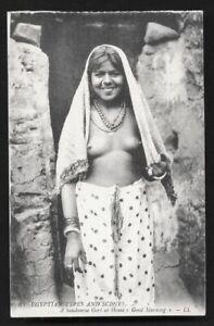 Sudan-nude-Girl-Nose-Piercing-BEAUTY-Africa-ca-1906