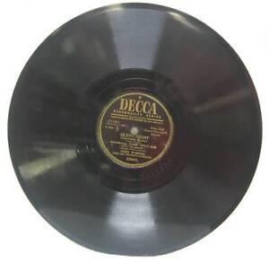 Fred Waring Classic Original Christmas 78rpm