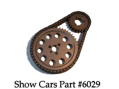 348 409 Chevy Chevrolet Impala Ss Bel Air Cloyes True Roller Timing Chain Set