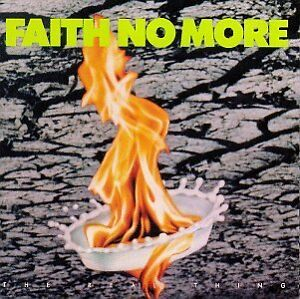 FAITH NO MORE - THE REAL THING (CD BRAND NEW)