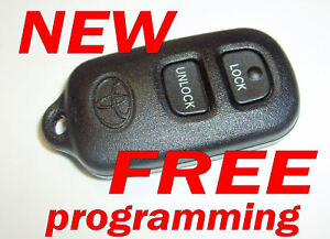 Toyota Highlander Remote Ebay