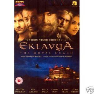 EKLAVYA-AMITABH-BACHAN-SANJAY-DUTT-NEW-BOLLYWOOD-DVD