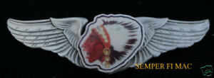 Lafayette-Escadrille-WING-HAT-PIN-UP-WW-1-FRENCH-AIR-FORCE-INDIAN-HEAD-CHIEF