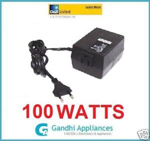 100-WATT-VOLTAGE-TRAVEL-ADAPTER-CONVERTER-COMPUTER-100W