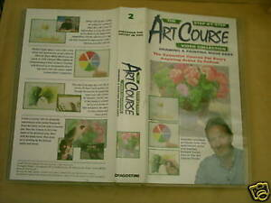 THE STEP BY STEP ART COURSE   PART 2