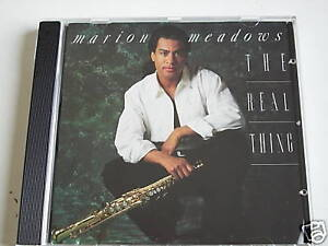 Marion Meadows - The Real Thing