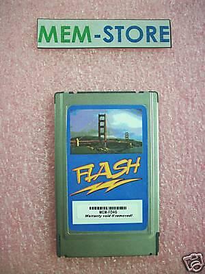 Mem-fd4g 4gb Flash Disk Card For Cisco 12000 Prp-2