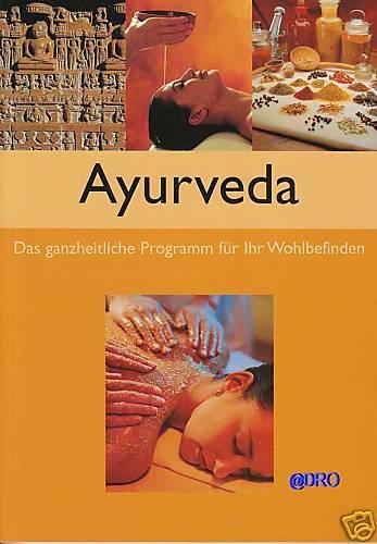 AYURVEDA + ganzheitliches Programm für Ihr Wohlbefinden + Wellness + Entspannung