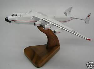 An-225 Mriya Antonov An225 Airplane Desktop Wood Model Free Shipping Regular
