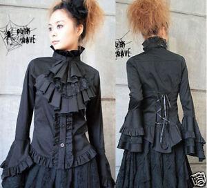 Visual-KEI-Punk-Kera-Lolita-palace-Goth-T-shirt-EMO