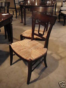 acquistions dining chairs by henredon set of 8