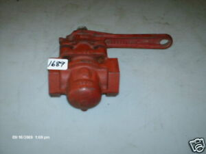 Rockwell-Nordstrom-Gas-Plug-Valve-1-M66-Fig-214-400-CWP-W-Handle-NEW