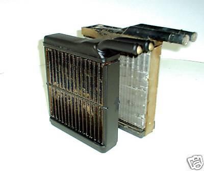 Vauxhall Frontera B  Isuzu Trooper  Heater Matrix Top quality all metal UK made