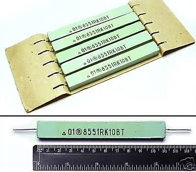 4x  20K Ohm 10 Watt Non-inductive Load Power Resistor