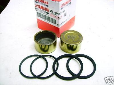 Yamaha RD350YPVS TZR250 Caliper Repair Kit NOS Piston SEAL KIT 51L-W0057-