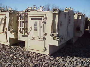 Military-Shelter-Truck-Mounted-S-250-G-Used