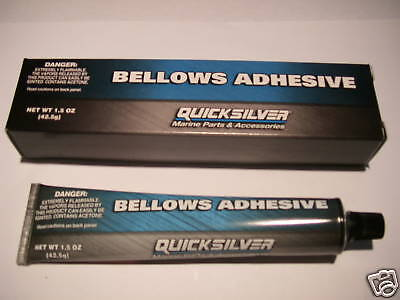 Mercruiser Bellows Adhesive Glue Cheapest Free Shipping