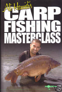 Korda-NEW-Ali-Hamidis-Carp-Fishing-Masterclass-Book