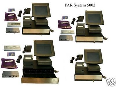 Par M5002 Pos System Refurbished With 90 Day Warranty