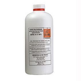 Acide pour batterie bidon de 1l ebay - Acide pour batterie ...