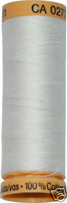 Gutermann Cotton Sewing Thread 100m - White (5709)