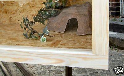 Zierleisten Zierleistenpaket für Terrarium bis 200 cm