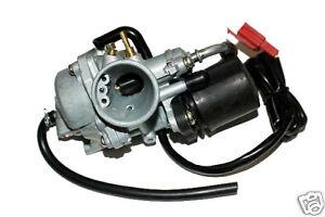 Atv Quad Buggy 4 Wheeler Polaris SCRAMBLER 50cc Carburetor Carb Parts