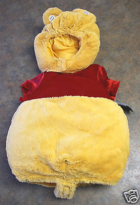 Disney Store Winnie The Pooh Plush Costume 12 Month