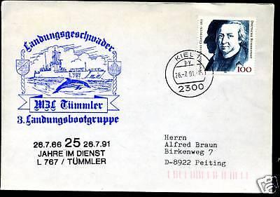 Landungsgeschwader -MZL Tümmler - Umschlag -- wie Abgebildet -1991